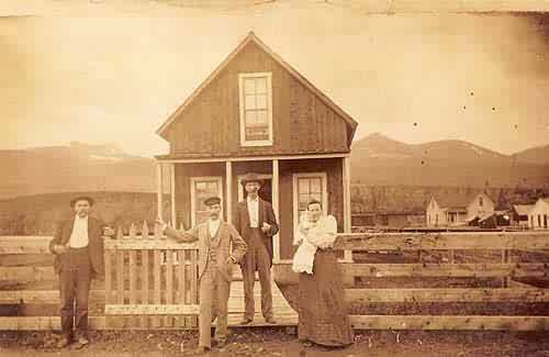 Breckenridge Homesteaders