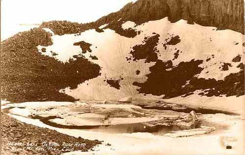 Iceberg Lake on Trail Ridge Road