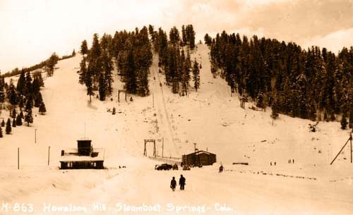 Howelsen Hill - Steamboat Springs
