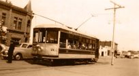 # 21 Trolley at Main & College