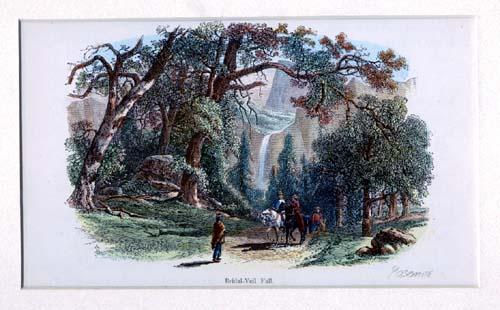 Bridal-Veil Falls