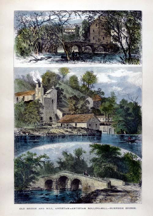 Old Bridge and Mill