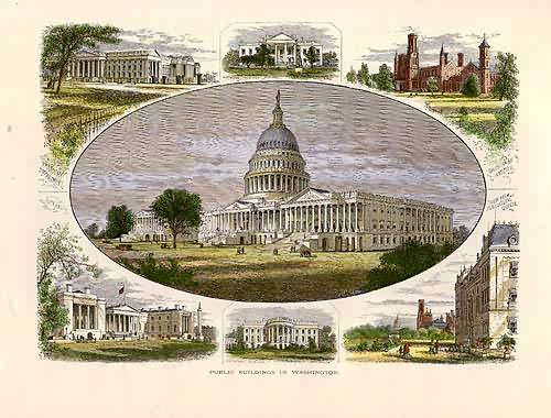 Public Buildings in Washington