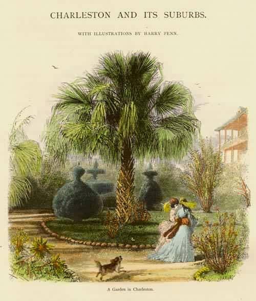 A Garden in Charleston