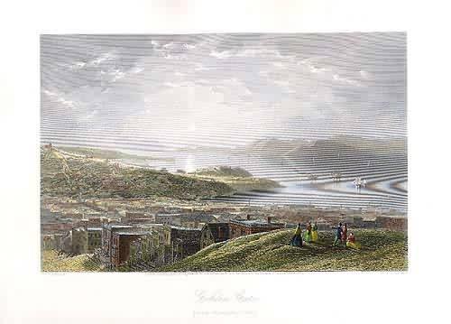 Golden Gate (From Telegraph Hill)