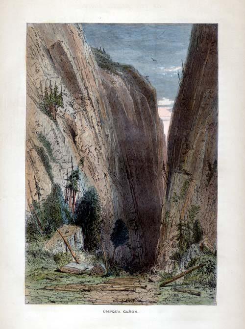 Umpqua Canyon