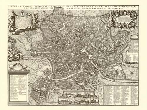 Rome: 1667