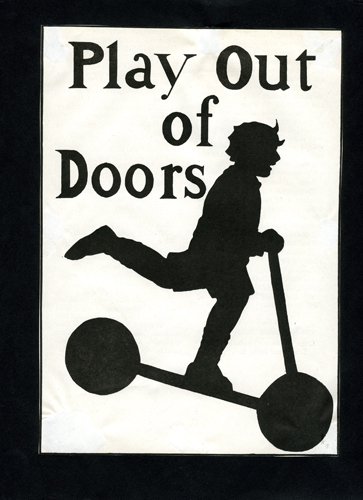 Play Out of Doors