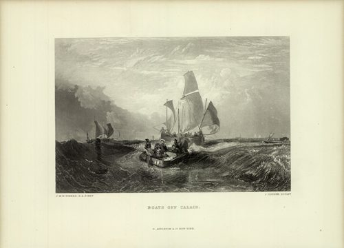 Boats of Calais