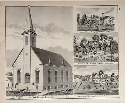 The F.W.B. Church