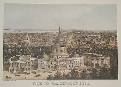 Wasington City: 1871