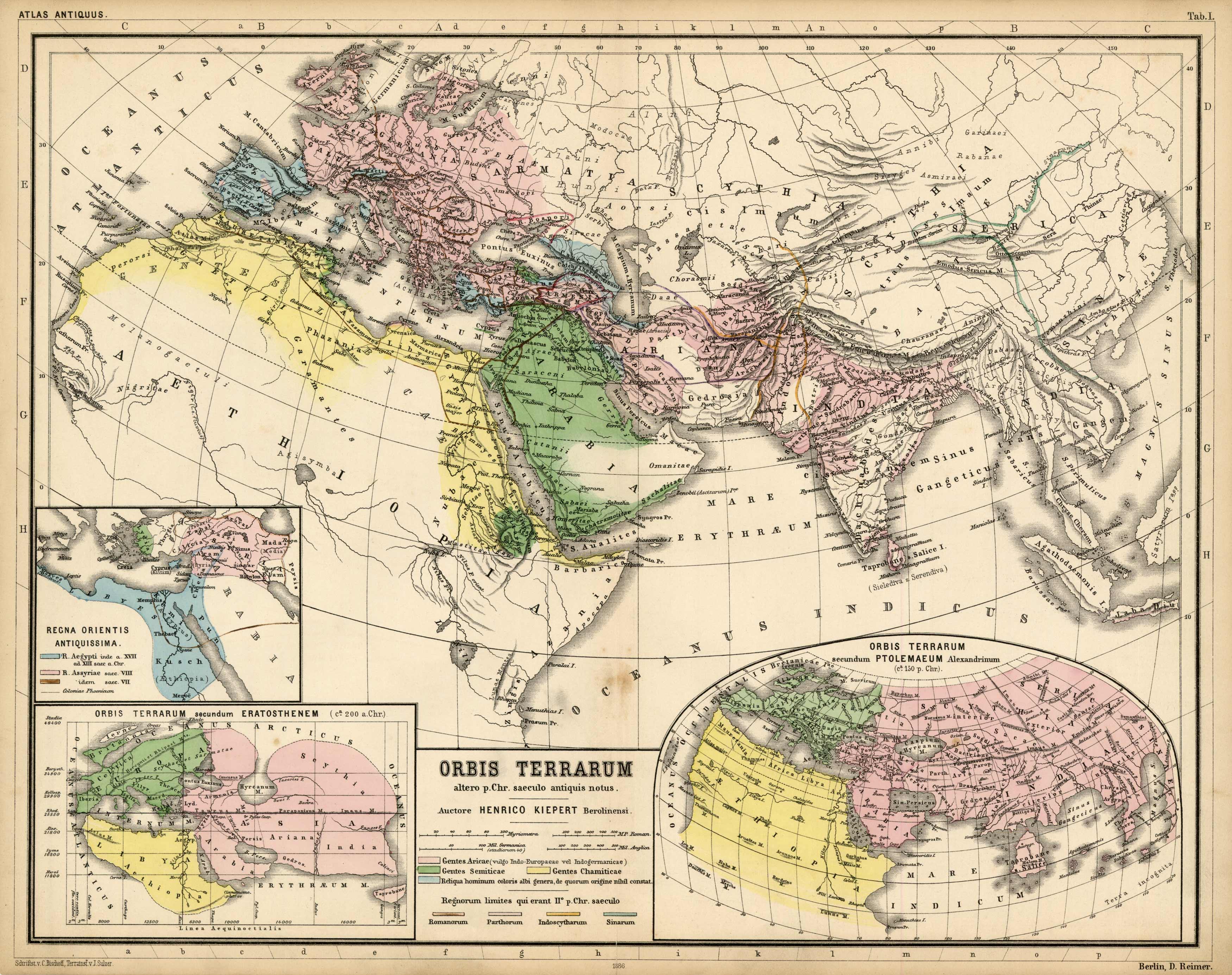Orbis Terrarum (The World)