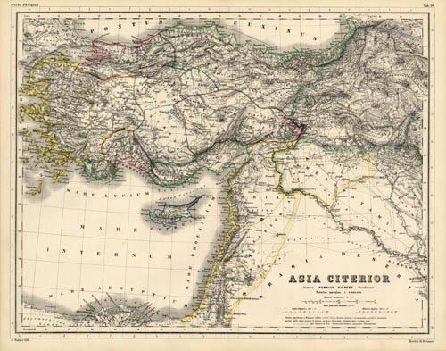 Asia Citerior (Eastern Mediterranean)