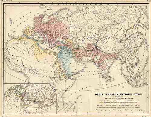 Orbis Terrarum Antiquis Notus ( Ancient World )
