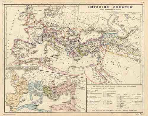 Imperium Romanum Roman Empire