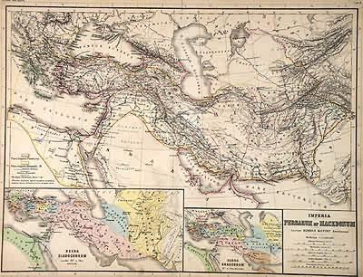 Imperia persarum et Macedonum