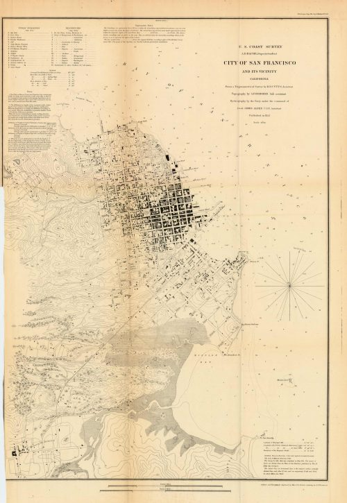 City of San Francisco and its Vicinity