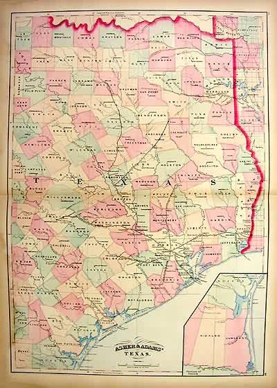 Asher & Adams Texas'
