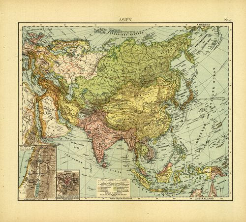 Asien (Asia)