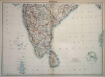 India (South Sheet)