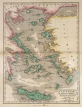 Insulae Maris Aegaei