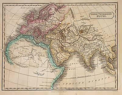 Orbis Veteribus Notus (ASIA-EUROPE)