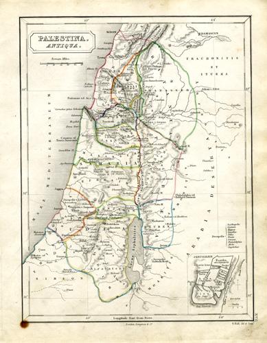Palestina Antiqua