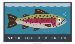 Seek Boulder Creek