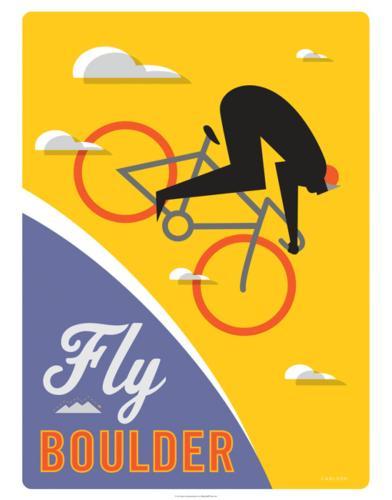 Fly Boulder
