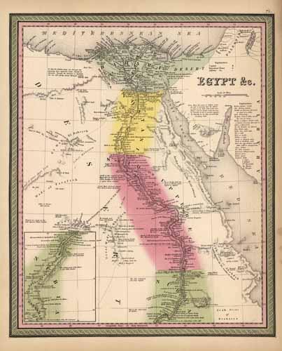 Egypt & c.