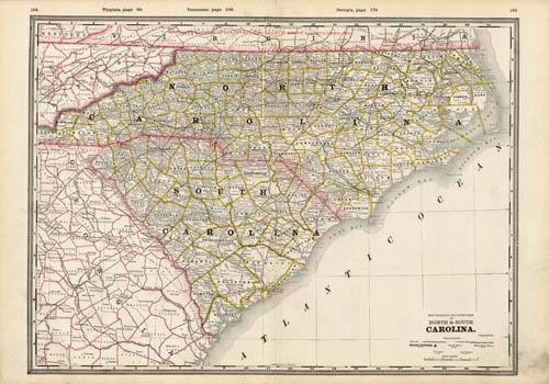 North & South Carolina
