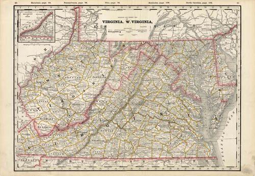 Virginia & West Virginia