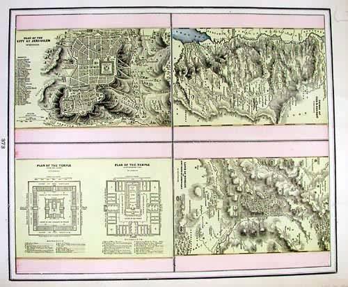 Plan of the City of Jerusalem