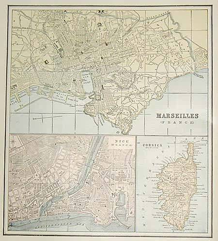 Marseilles / Nice / Corsica