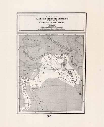 Earliest Regions B.C. 3000-1000