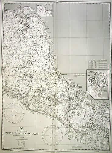 Santa Cruz del Sur to Jucaro