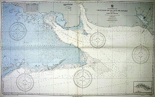 Cienfuegos Bay to Canal del Rosario