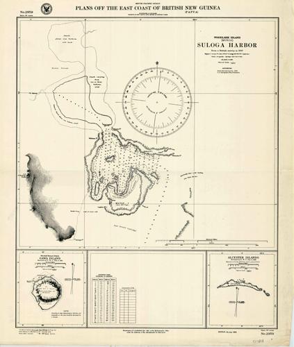Woodlark Island (Murua)