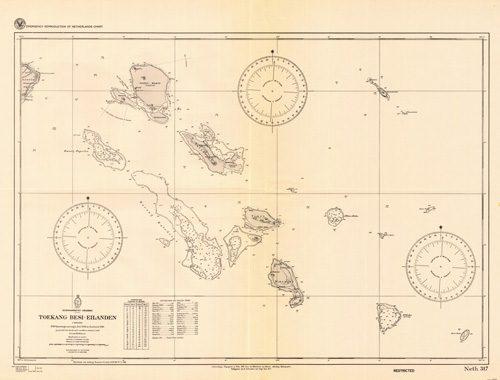 Zuidoostkust Celebes - Toekang Besi-Eilanden