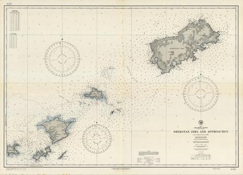 Japan- Chishima Retto (Kuril Islands) Shikotan Jima (Shikotan Island) on lake baikal map, novaya zemlya map, attu island, senkaku islands, volga river map, taiwan strait map, sea of okhotsk, kyushu map, indonesia map, spratly islands map, ryukyu islands, honshu map, yellow sea, shikoku map, dniester river map, lake balkhash map, sakhalin island map, caucasus mountains map, aleutian islands, aleutian islands map, spratly islands, okinawa island, ky�sh�, mekong river map, kamchatka peninsula, siberia map, ryukyu islands map, bonin islands map, falkland islands, severnaya zemlya map,