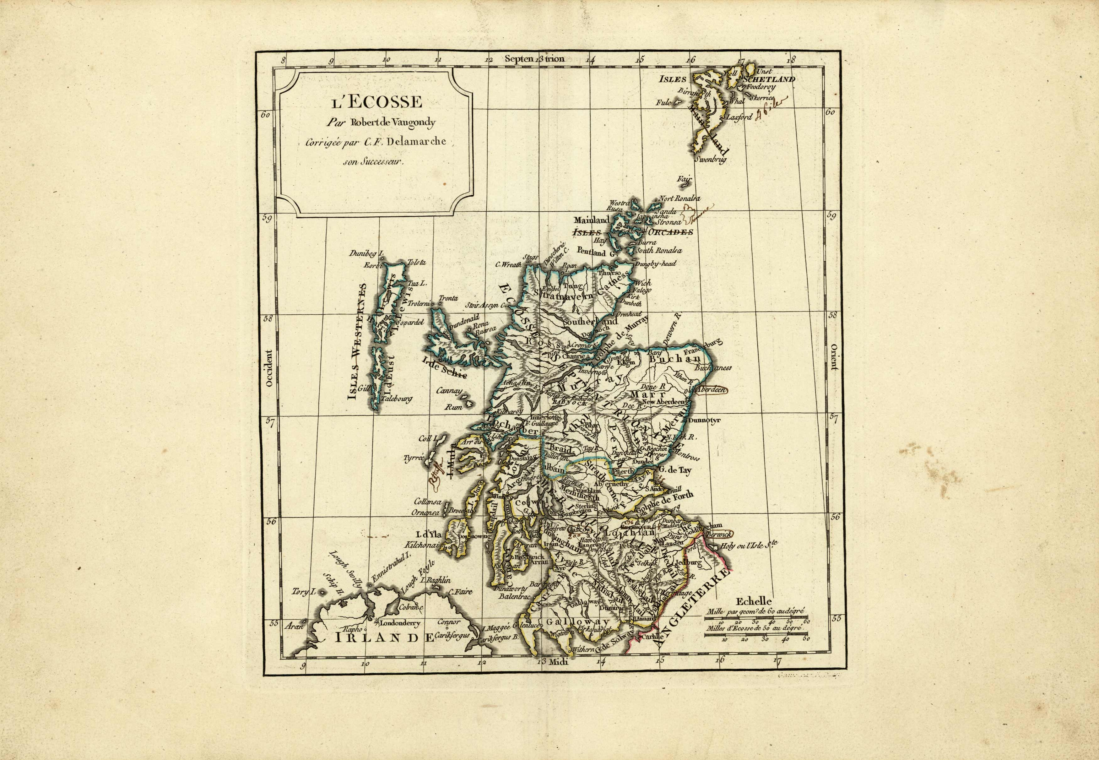 LEcosse (Scotland)'