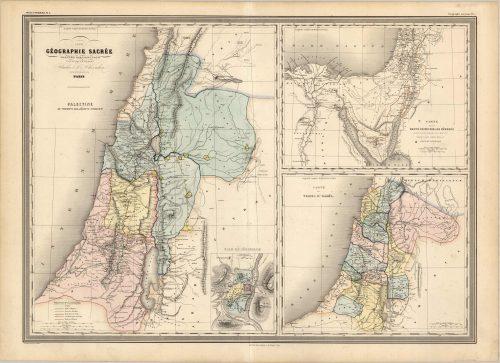 Geographie Sacree