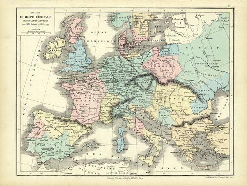 888-1095 Europe Feodale (888-1095 Feudal Europe)