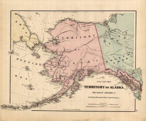 Territory of Alaska (Russian America)