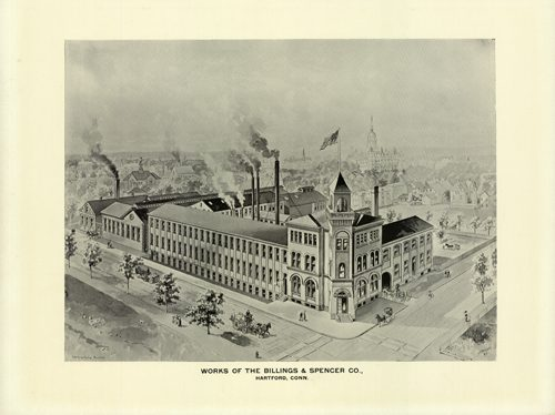 Works of the Billings & Spencer Co.