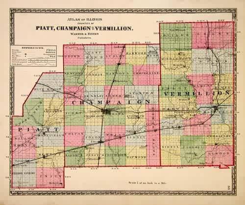 Counties of Platt