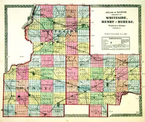 Counties of Whiteside