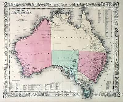 Johnsons Australia'
