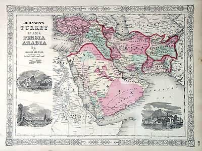 Johnsons Turkey in Asia