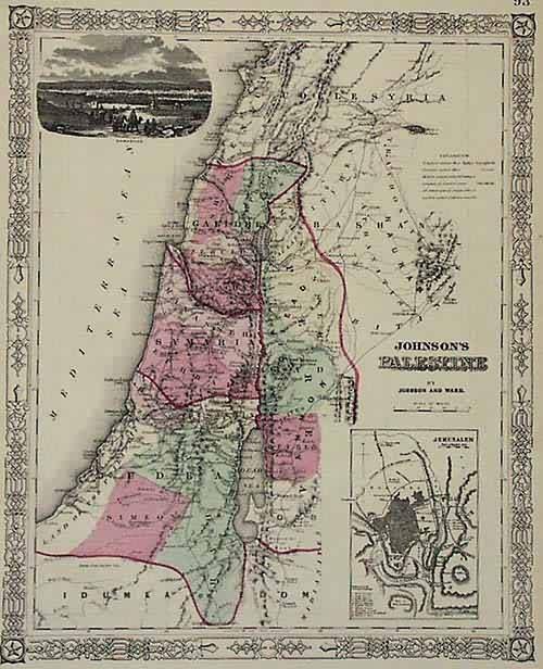 Johnsons Palestine '